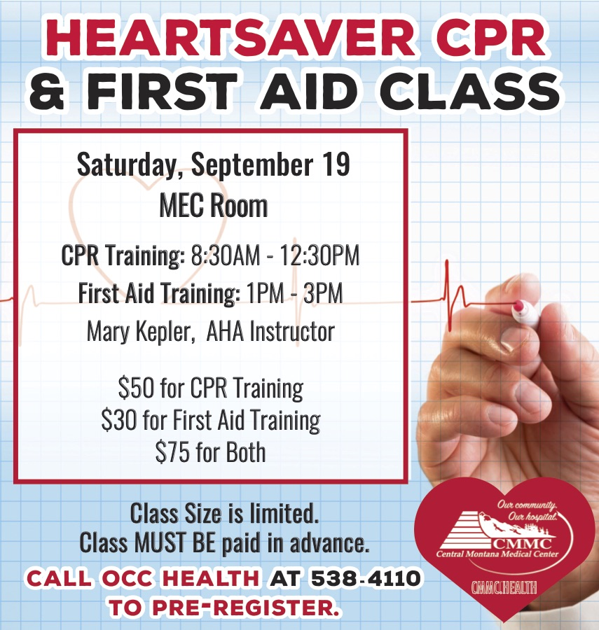 94CMMC CPR First Aid